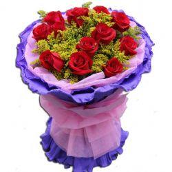 永遠美麗/12朵紅玫瑰