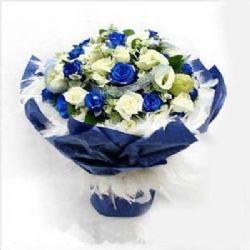 最深的爱恋/18朵蓝玫瑰