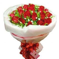 相知相恋/22朵红玫瑰