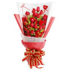 爱你/22朵红玫瑰