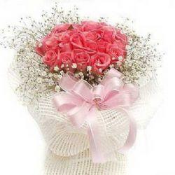 只有你/21朵粉玫瑰