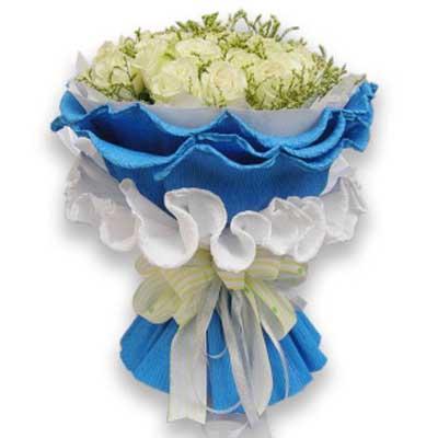 好好爱你/21朵白玫瑰