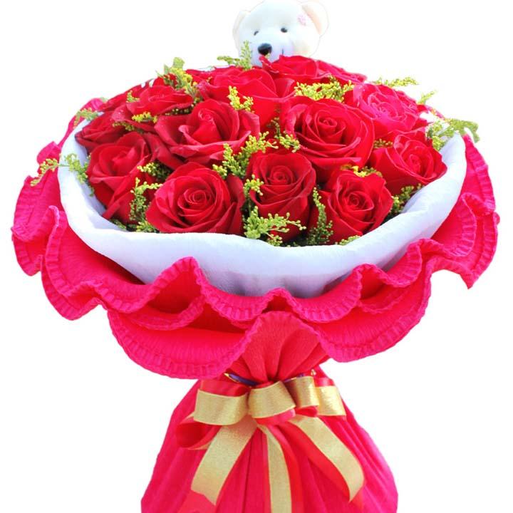 一缕芬芳/19朵红玫瑰