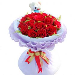 爱很美/18朵红玫瑰