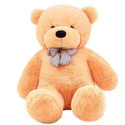 �Y品/140cm�\棕色泰迪熊
