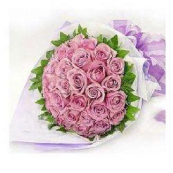 相知相许/33朵紫玫瑰