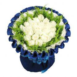 最爱/33朵白玫瑰