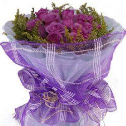 好想你/18朵紫玫瑰