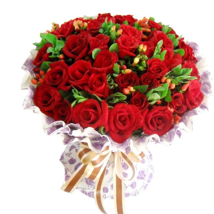 守护你/50朵红玫瑰