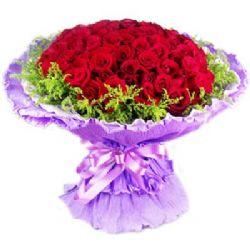 你在我心中是最美/108朵红玫瑰