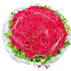 今生不变/108朵红玫瑰