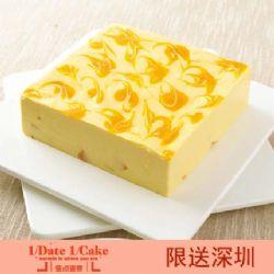 壹点壹客蛋糕/MANGO CHEESE 芒果芝士(6寸)