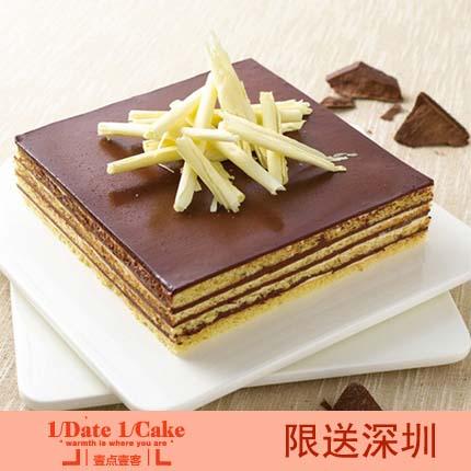 壹�c壹客蛋糕/OPERA �≡�(6寸)