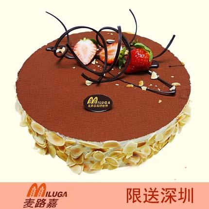 麦路嘉蛋糕/提拉米苏(8寸)