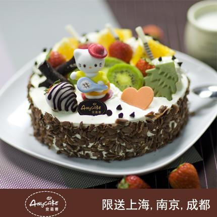 安易客蛋糕/健康歌�和�蛋糕{8寸}