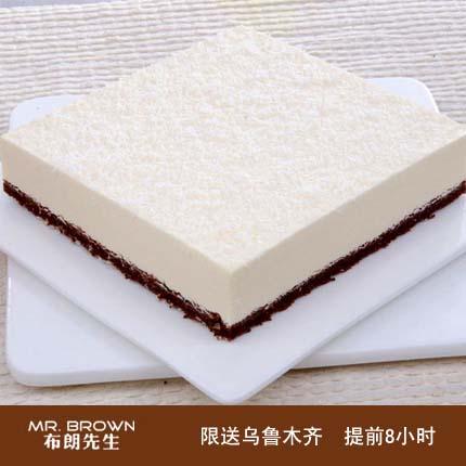布朗先生/Yogurt Cheese 酸奶芝士(6寸)