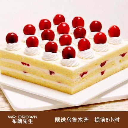 布朗先生/Red Cherry 红樱桃(6寸)