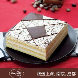 安易客蛋糕/卡布季诺芝士{8寸}