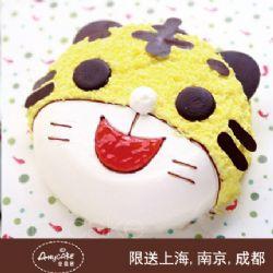 安易客蛋糕/巧虎儿童蛋糕{8寸}
