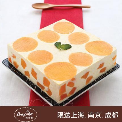 安易客蛋糕/健康歌儿童蛋糕{8寸}
