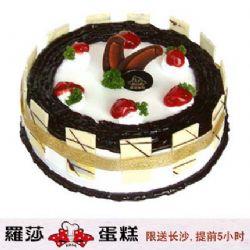 长沙罗莎蛋糕/ 蓝莓幻想(8寸)