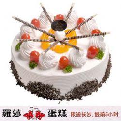 长沙罗莎蛋糕/ 合家欢(8寸)