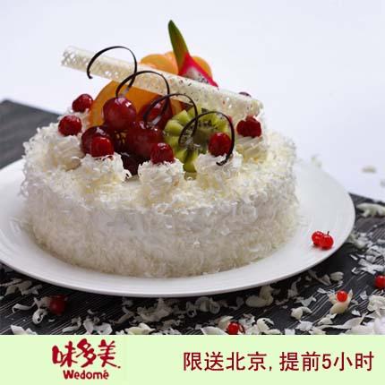 北京味美多蛋糕/ 柔情追月(6寸)