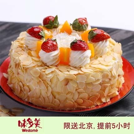 北京味美多蛋糕/华尔兹舞曲 Waltz(8寸)