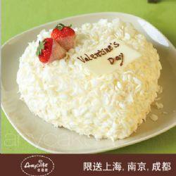 安易客蛋糕/甜蜜蜜节日特品蛋糕{8寸}