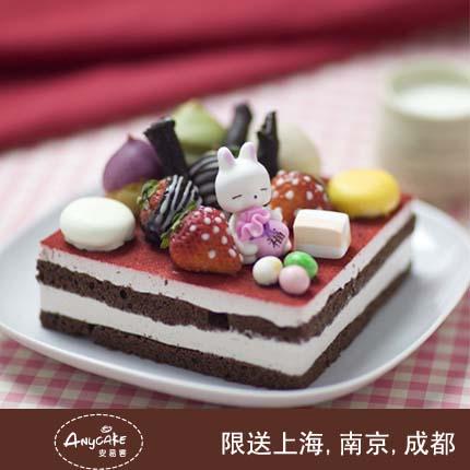 安易客蛋糕/福多多{8寸}