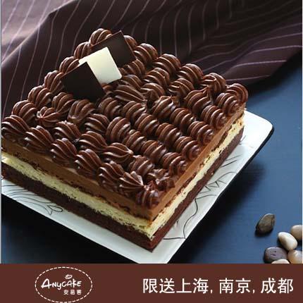安易客蛋糕/�舍��{8寸}