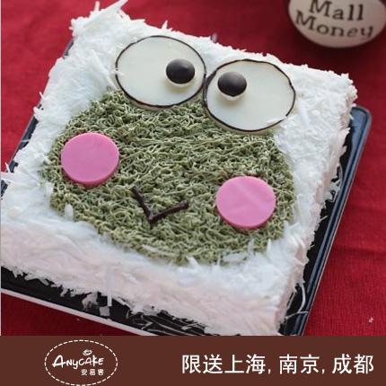 安易客蛋糕/可洛比�和�蛋糕{8寸}