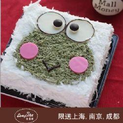 安易客蛋糕/可洛比儿童蛋糕{8寸}