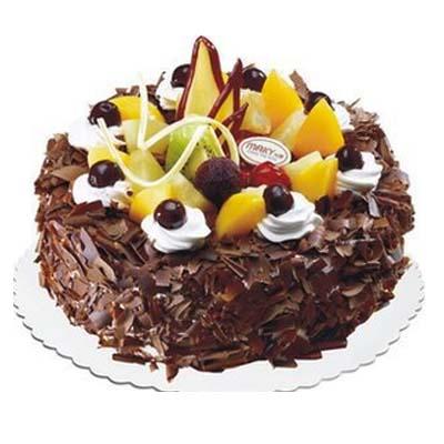 巧克力蛋糕/黑森林诱惑(8寸)