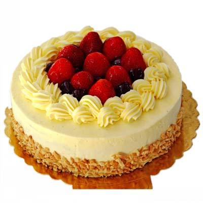 水果蛋糕/红红火火(8寸)