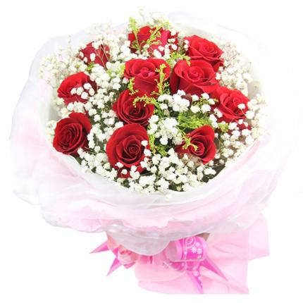 青春赞歌/12朵红玫瑰