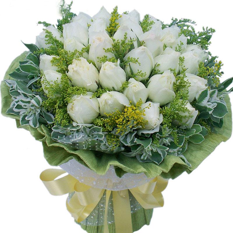 长长久久/19朵白玫瑰