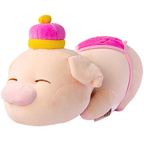 毛绒玩具/趴趴猪猪可爱布娃娃玩偶(52CM)