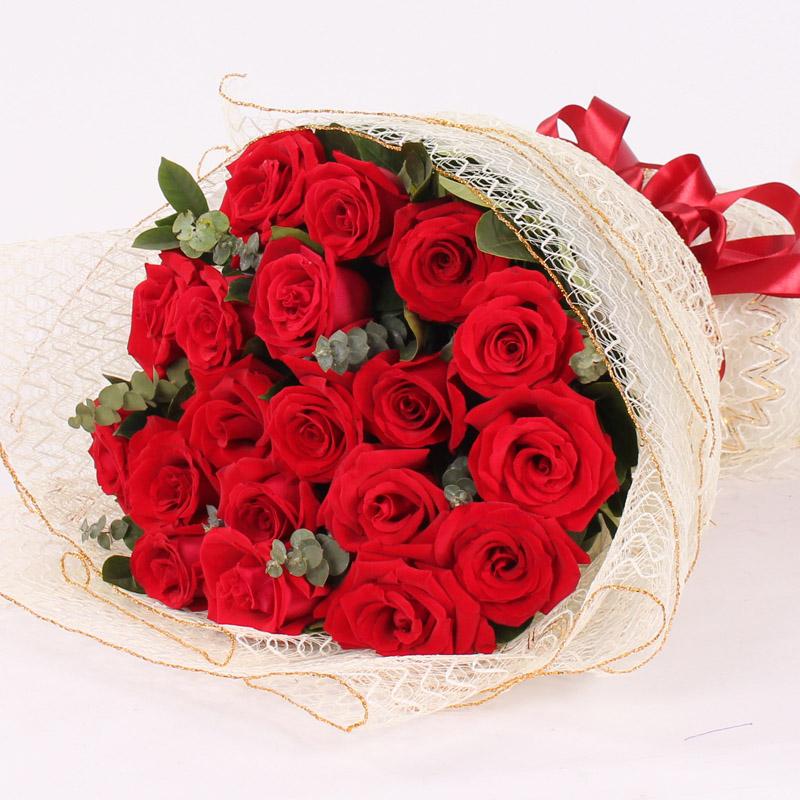 好想,好想你/19朵红玫瑰