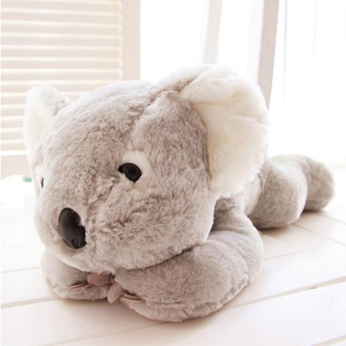 毛绒玩具/趴趴熊公仔考拉熊毛绒玩具(70cm)
