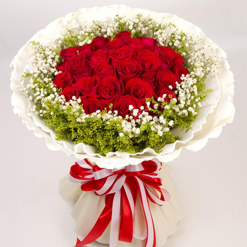 真爱永不变/19朵红玫瑰