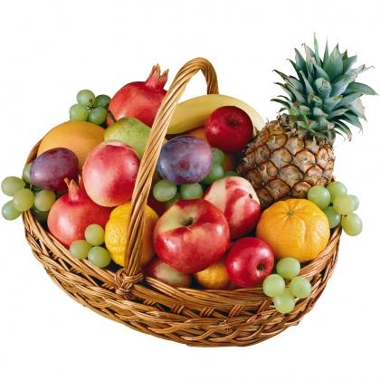 时尚果篮/幸福常伴水果篮