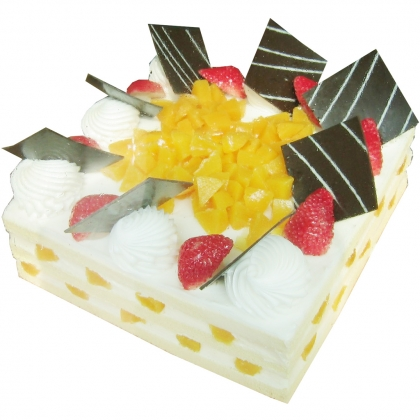 水果蛋糕/快乐无限(8寸)