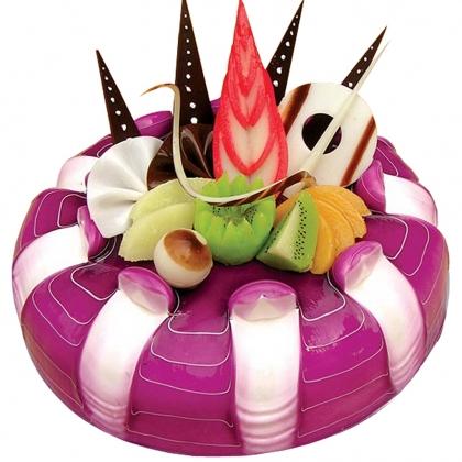 水果蛋糕/绚丽星空(8寸)