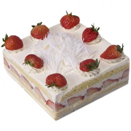 鲜奶水果蛋糕/甜蜜滋味(8寸)