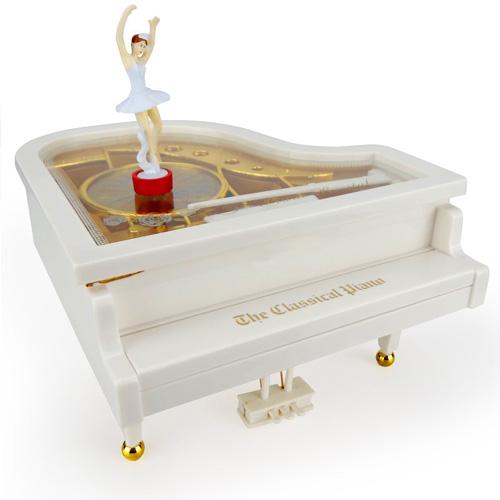 创意礼品/跳舞人钢琴创意礼物