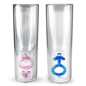 创意礼品/创意家居新奇礼物男送女生送女友 LOVE酒杯