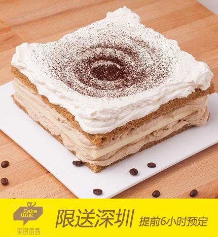 美�r每客蛋糕/卡布奇�Z