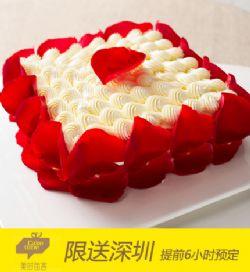 美时每客蛋糕/百利玫瑰