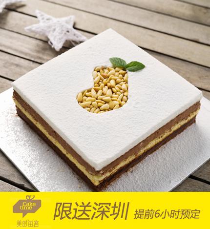 美�r每客蛋糕/深圳的雪